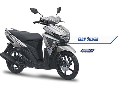 All New Yamaha Soul GT AKS SSS
