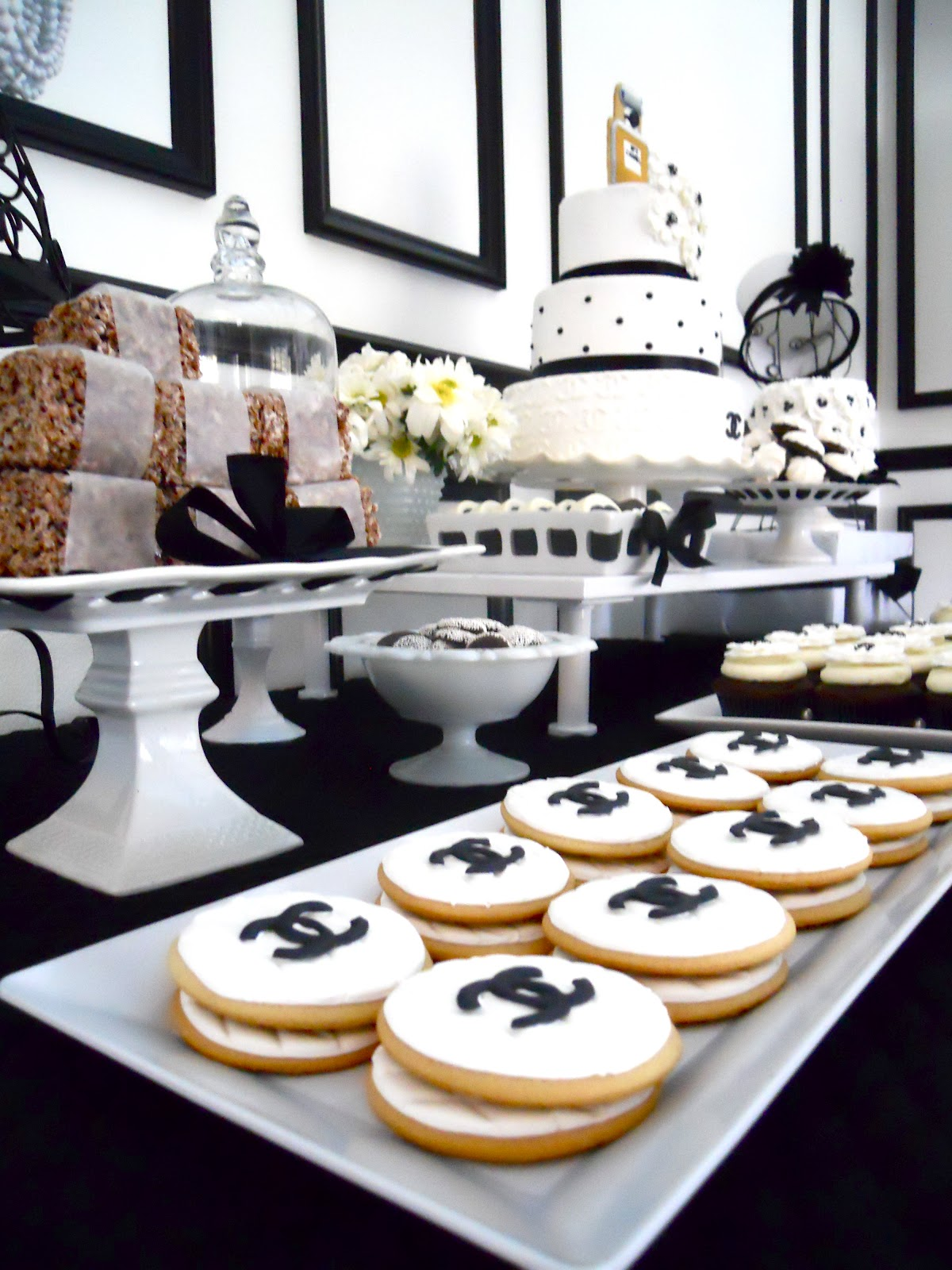 Oh Sugar Events Chanel Birthday Party