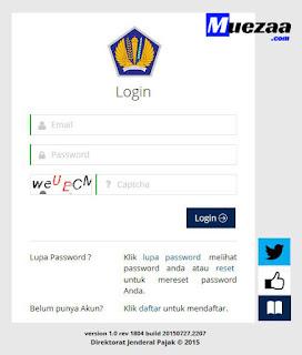 cara membuat akun npwp online