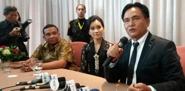 Yusril Minta Bawaslu Batalkan SK Penetapan Peserta Pemilu