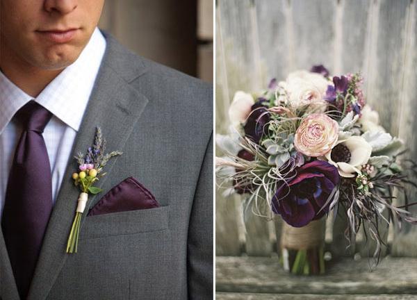 Najpiękniejsze palety kolorystyczne na nadchodzący sezon ślubny