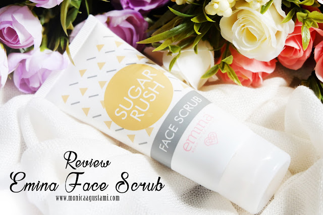 Review Emina Face Scrub