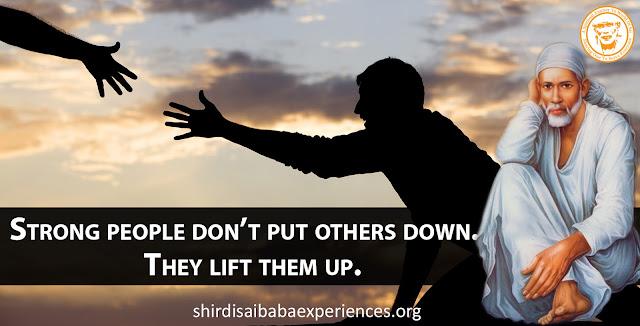 Shirdi Sai Baba Blessings - Experiences Part 2752