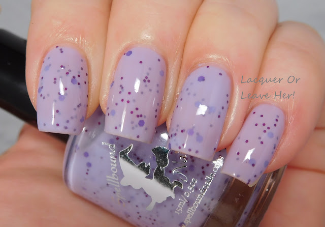 Spellbound Nails Peep Show