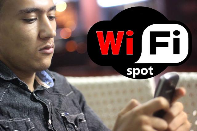 تحويل حاسوبك إلى شبكة لتوزيع الـWi-Fi مع كلمة السر