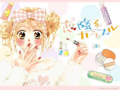 Koi Furu Colorful ~ Zenbu Kimi to Hajimete de Ai Minase