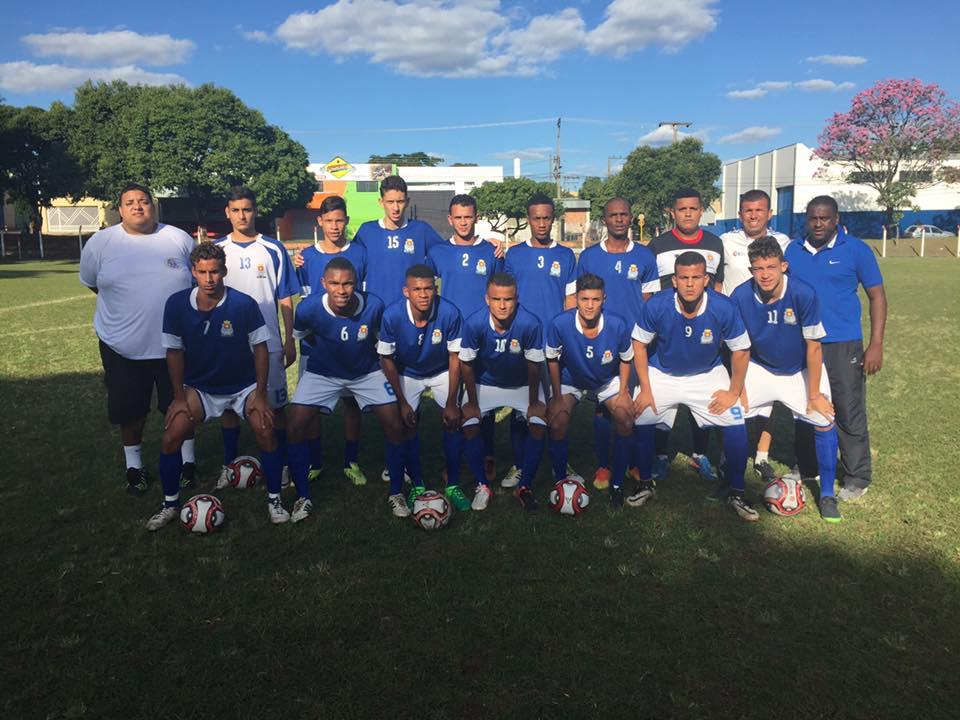 e1319667c4 O time sub 19 da AD Guarujá empatou em 1 a 1 com Poá na estréia da segunda  fase dos Joguinhos Abertos da Juventude em Presidente Prudente.