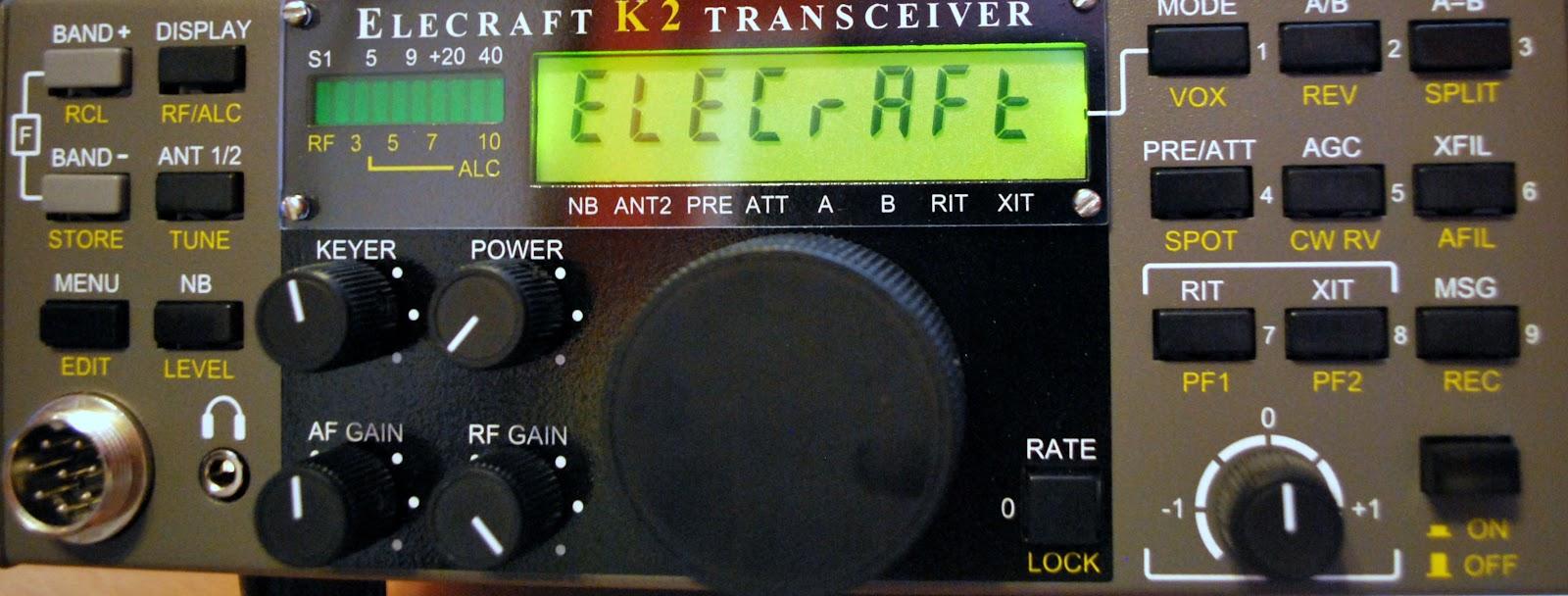 Elecraft K2 Archives • AmateurRadio com