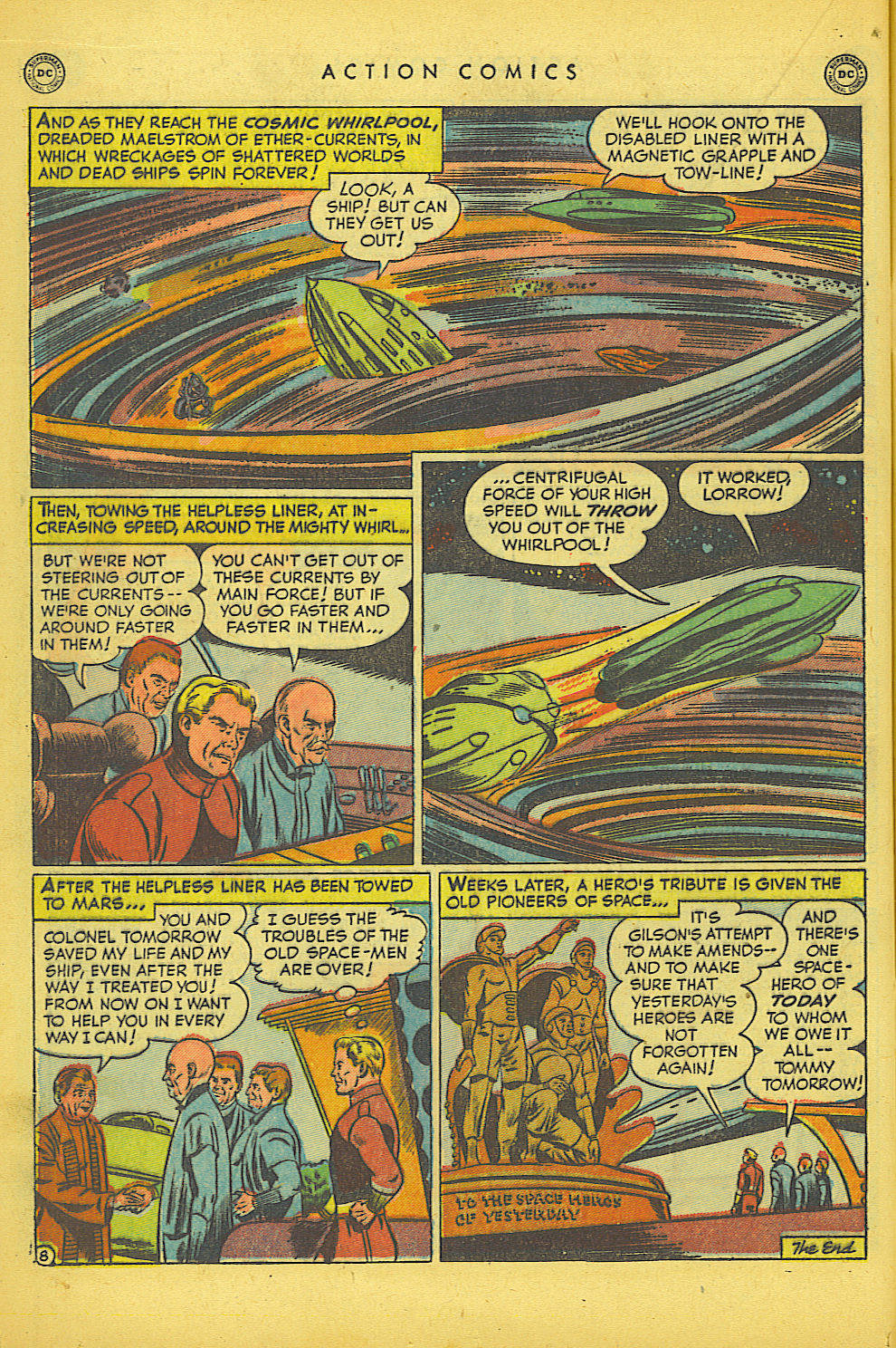 Read online Action Comics (1938) comic -  Issue #150 - 21