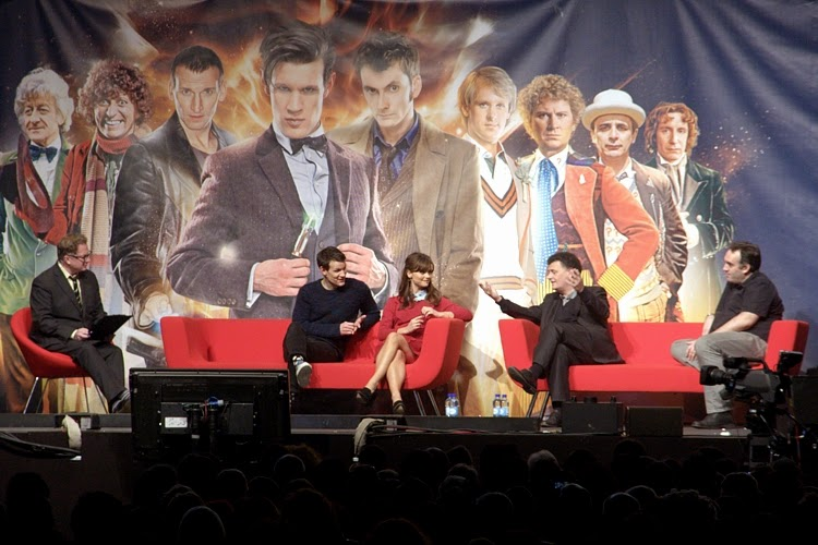 Doctor Who Anniversary, 2013, London