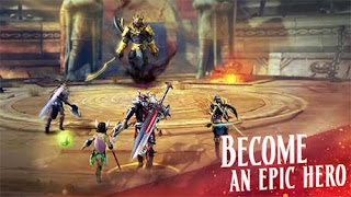 Eternity Warriors 4 Offline MOD APK v1.3.0