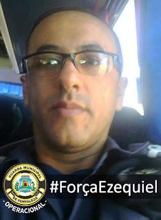 Subinspetor da Guarda Municipal de Fortaleza (CE) é baleado em assalto no bairro de Fátima