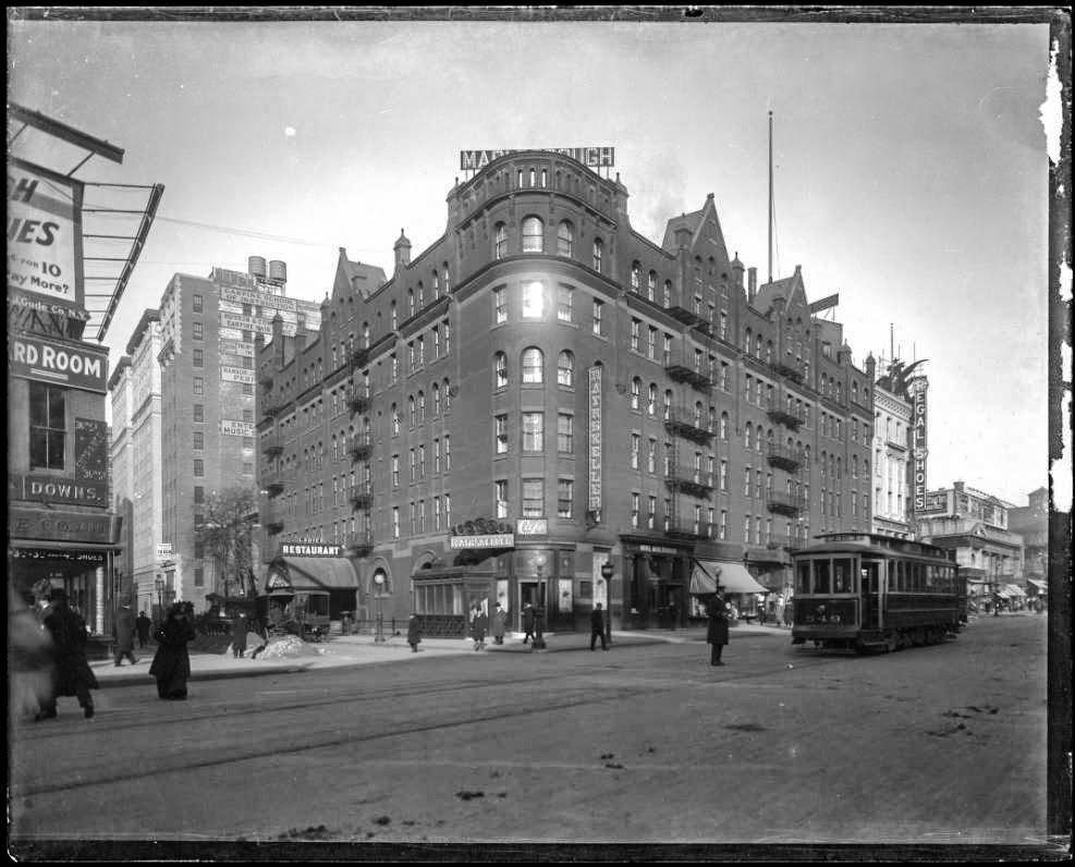 Broadway Hotel New York