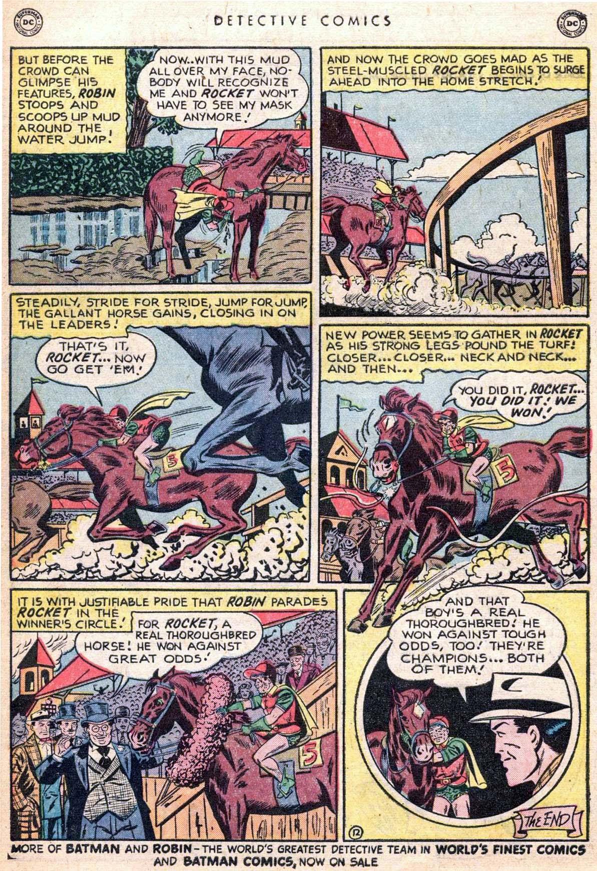 Detective Comics (1937) 157 Page 13