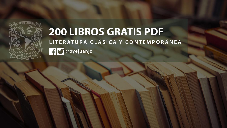 200 Libros Gratis PDF De La Biblioteca De La UNAM