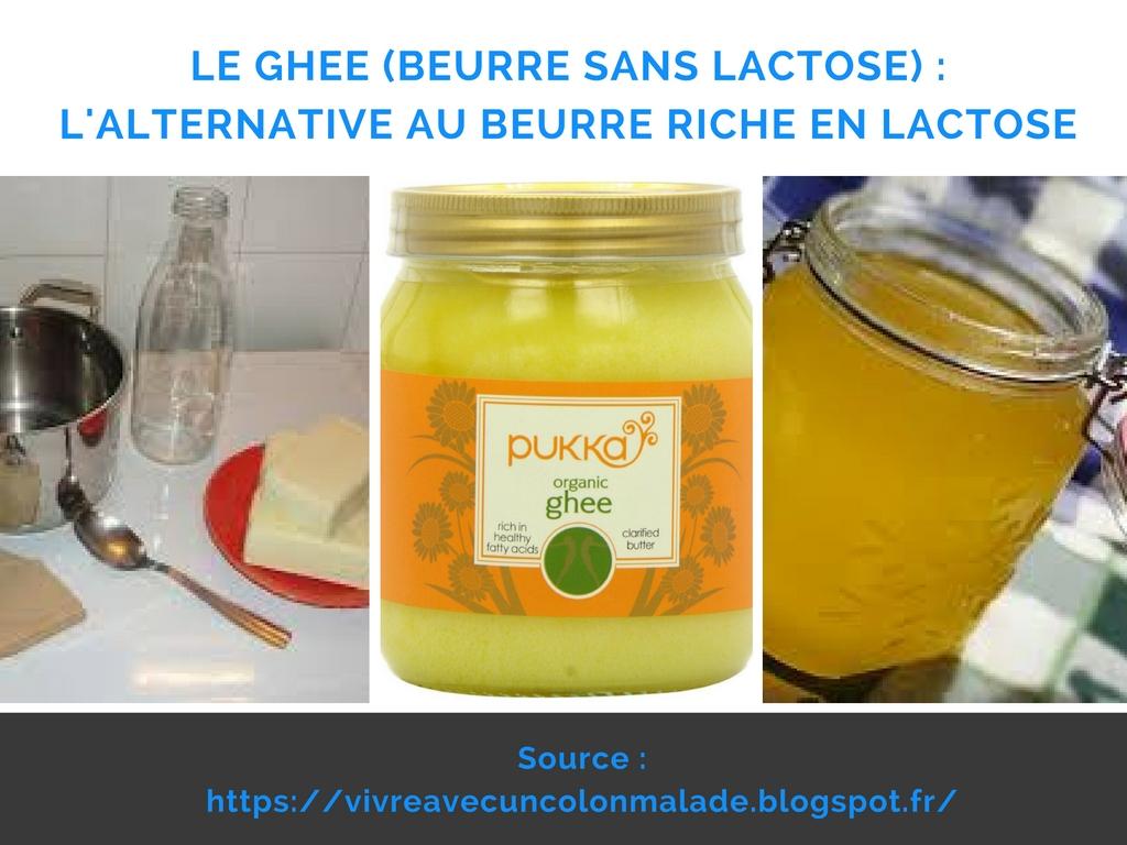 Le ghee (beurre clarifié): l'alternative au beurre riche en lactose