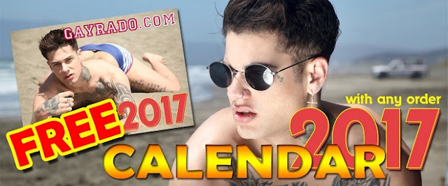 Free Calendar 2017 Promo Gayrado Online Shop
