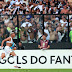 Título do Palmeiras tem festa e aplausos da torcida do Vasco