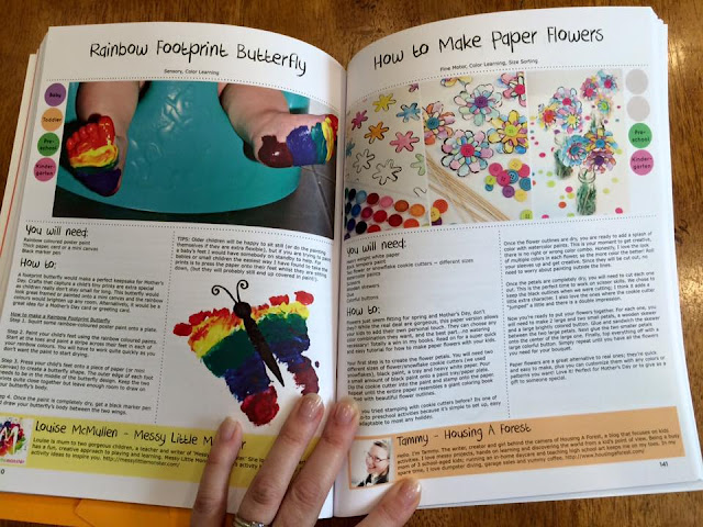 craft activities book for kids