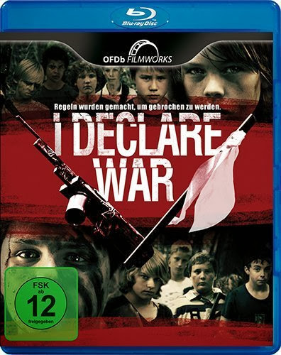 I Declare War (2012) 720p BluRay 750 MB YIFY