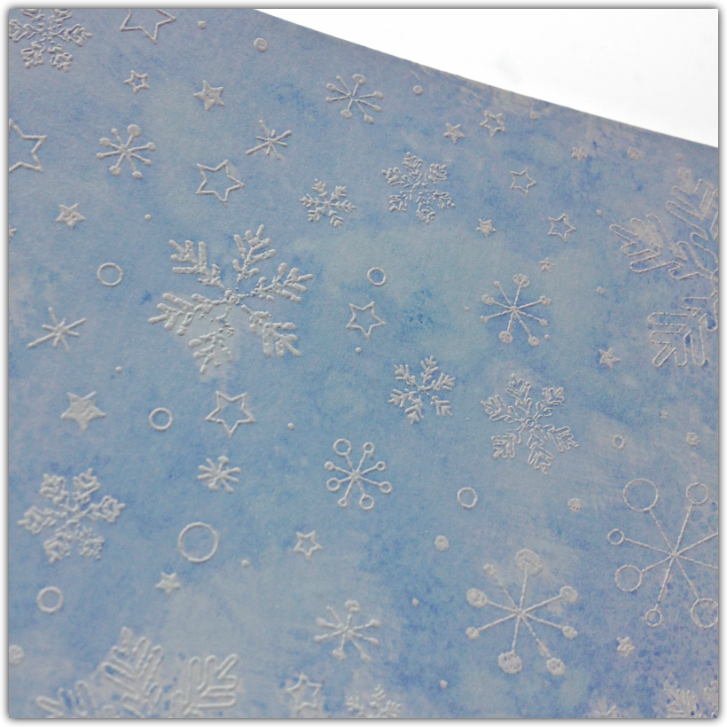 Bashful blogging muse christmasvisions blueprints then i white embossed the little soldier on patterned paper that was as close as i could find to a blueprint sort of colour my original intention was to malvernweather Image collections