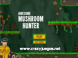 Jugar Awesome Mushroom Hunter