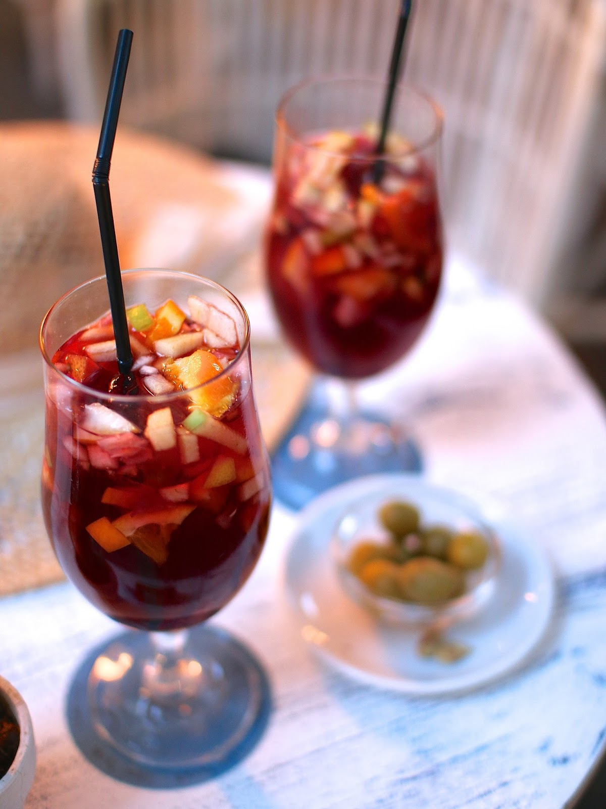 loaded sangria