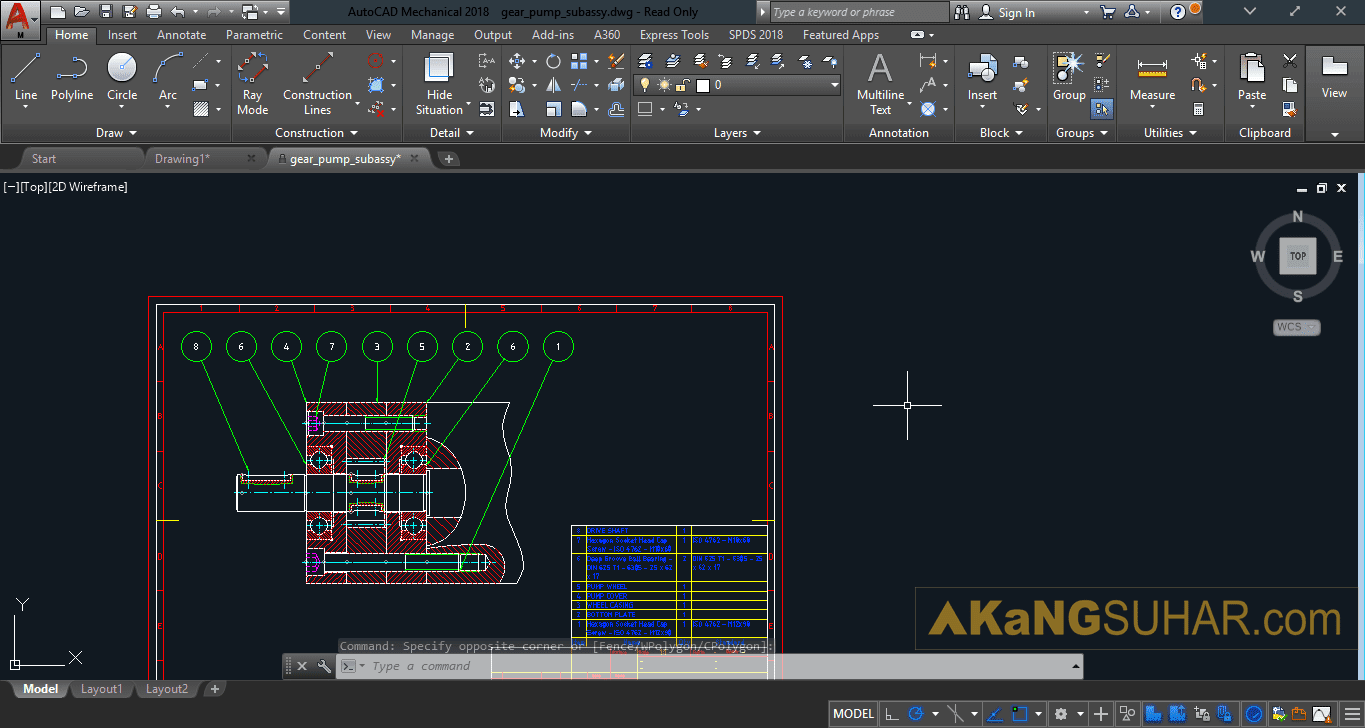 Free download Autodesk AutoCAD Mechanical 2018.1 final latest terbaru gratis crack serial number patch keygen activation code license key update 2017 www.akangsuhar.com
