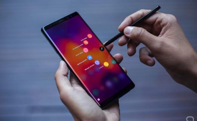 Lanzarán el Galaxy Note 9 antes de lo previsto