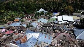 Kembali di Guncang Gempa 7,0 SR Semakin Memporak Porandakan Lombok