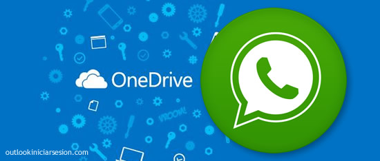 WhatsApp Beta en OneDrive en outlook iniciar sesion