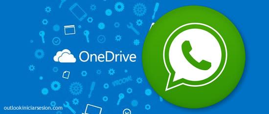 WhatsApp Beta en OneDrive en outlook iniciar sesion