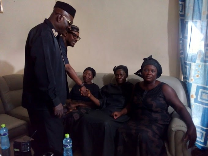 Musicians visit family of the late Paapa Yankson ahead of one week commemoration