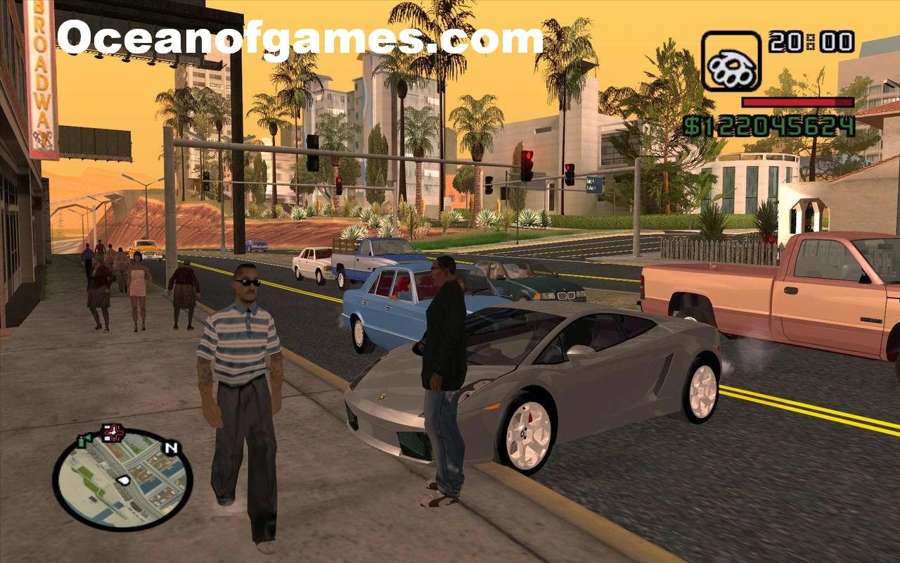 GTA San Andreas Highly Compressed Free Download ...