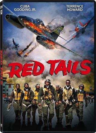 Red Tails DVDR NTSC Español Latino Descargar 2012