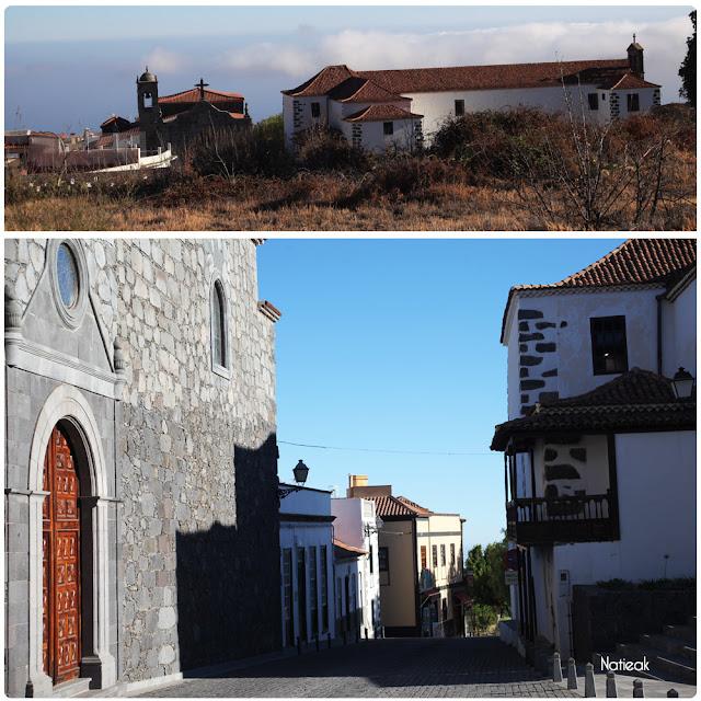 Ville de Vilaflor de Chasna