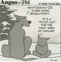 Tom an Jerry Image for New Year