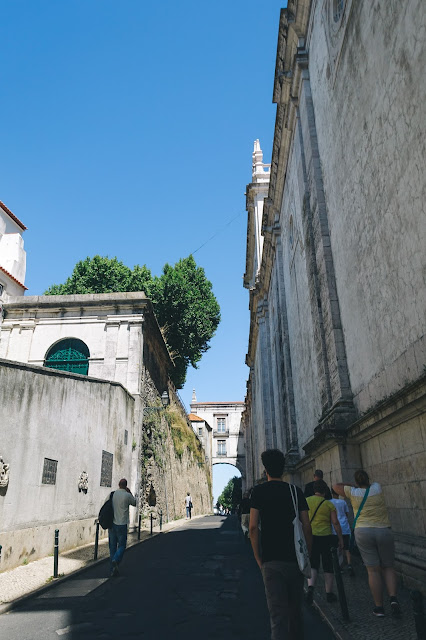 アルコ・グラン・デ・シマ(Arco Grande de Cima)