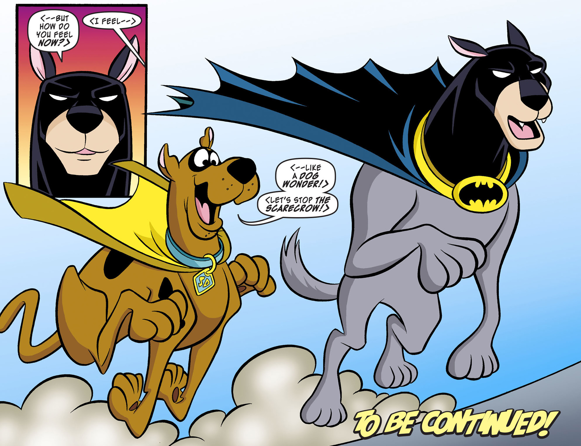 Read online Scooby-Doo! Team-Up comic -  Issue #3 - 22