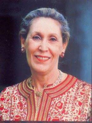 Décès de l'archéologue Joudia Hassar, épouse du Général Benslimane