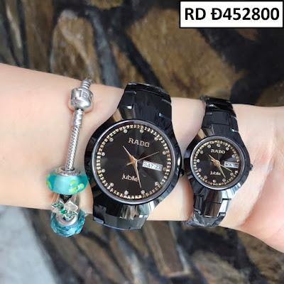 Đồng hồ cặp đôi Rado RD Đ452800