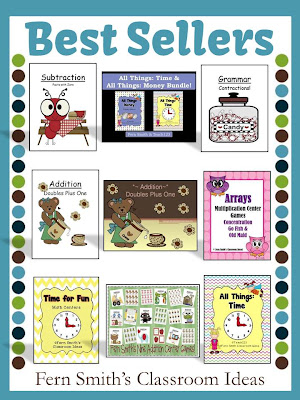 Fern Smith's Classroom Ideas Best Sellers