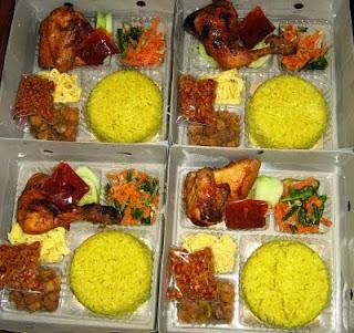 Nasi Kuning, Menu Sarapan Jadi Peluang Bisnis Rumahan