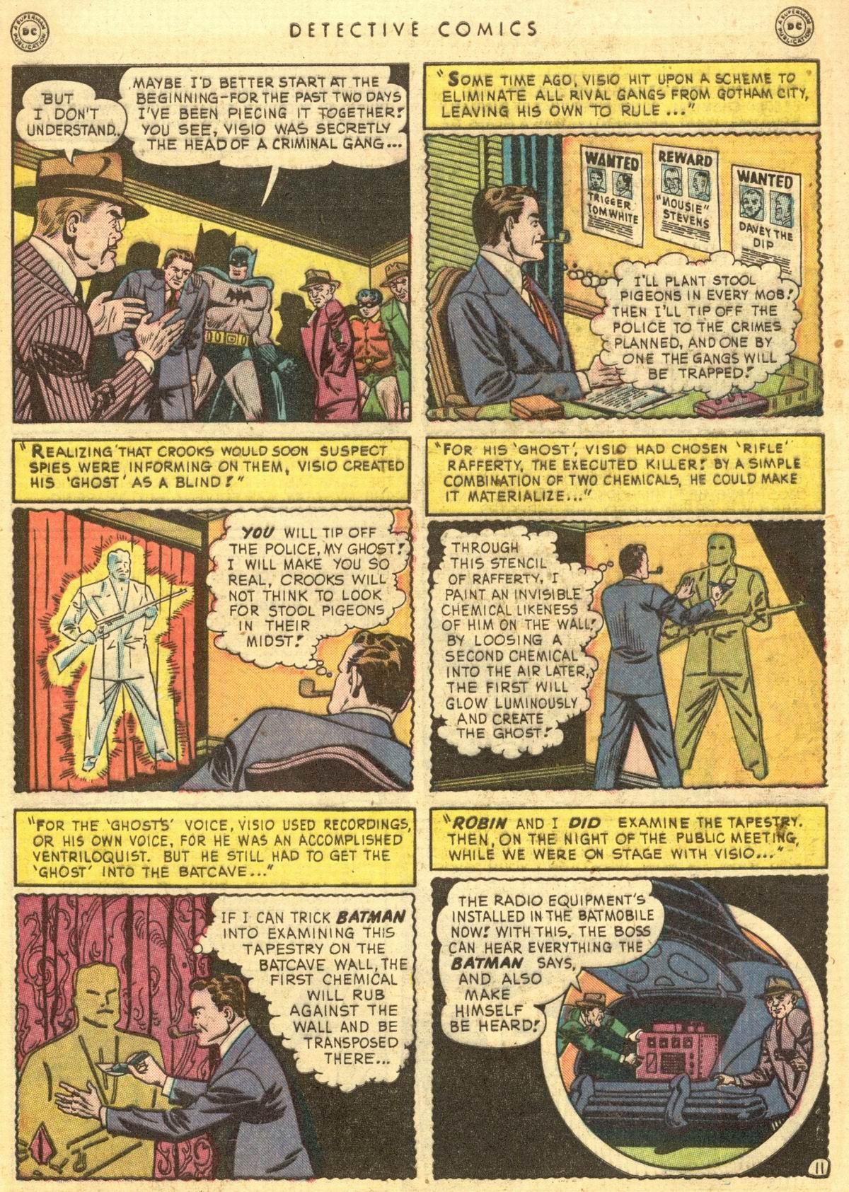 Read online Detective Comics (1937) comic -  Issue #150 - 12
