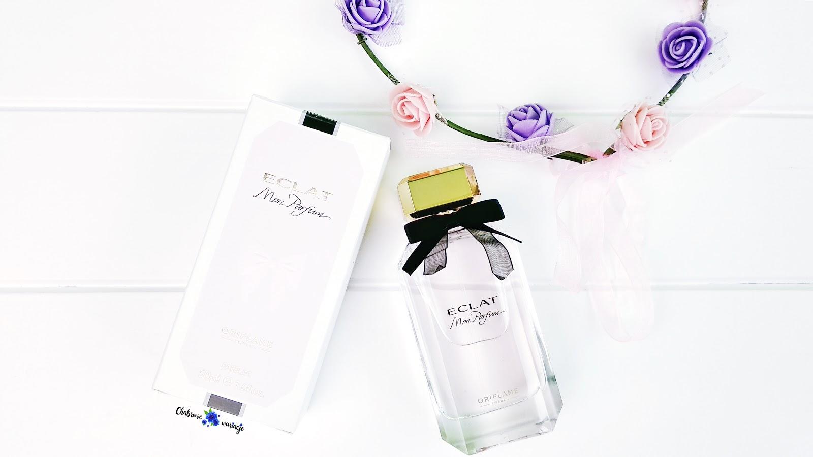 Eclat Mon Parfum - paryski szyk według Oriflame