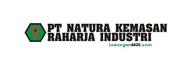 Lowongan Kerja PT. Natura Kemasan Raharja Industri Cikarang