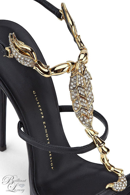 Brilliant Luxury ♦ Giuseppe Zanotti 'Scorpion'