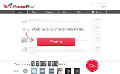 ManageFlitter - Work faster & smarter with Twitter