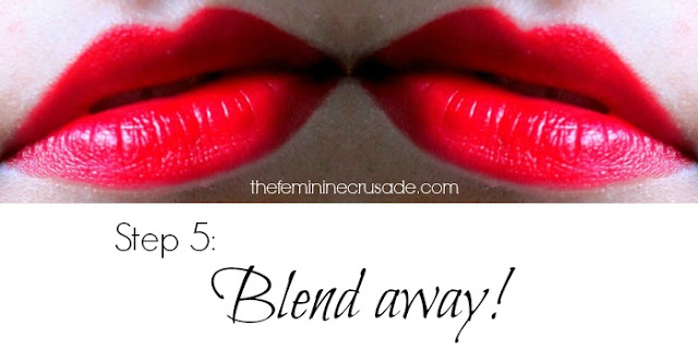 How To Get A Perfect Red Lip