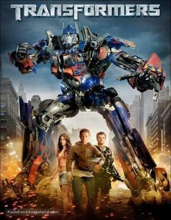 Transformers 2007 Hindi Dual Audio 600MB BluRay 720p HEVC